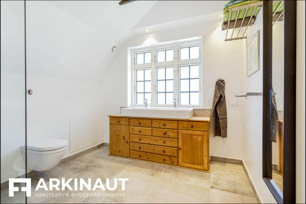 Første sal på bungalow med stilskifte - Arkinaut Arkitekt- og byggerådgivning ApS 3