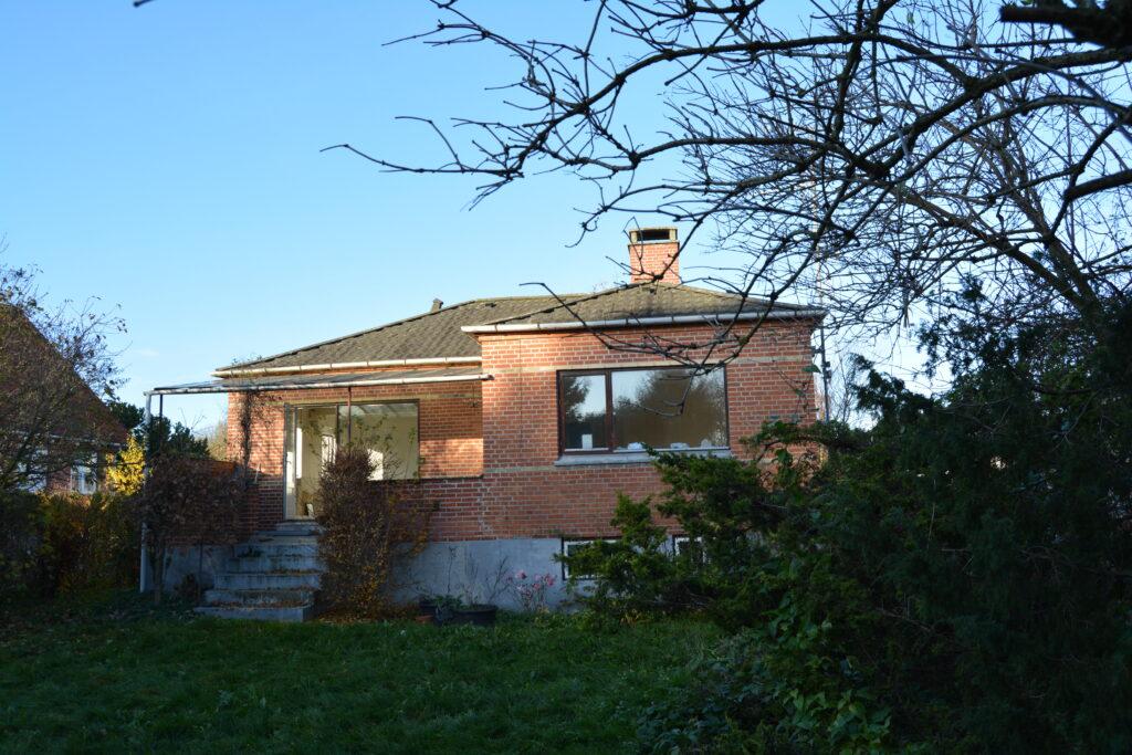 Første sal på bungalow med stilskifte - Arkinaut Arkitekt- og byggerådgivning ApS 7